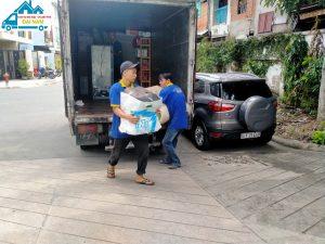 Dịch vụ chuyển nhà quận 10 trọn gói giá rẻ nhanh chóng