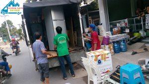 Dịch vụ chuyển nhà quận Bình Thạnh trọn gói giá rẻ nhanh chóng
