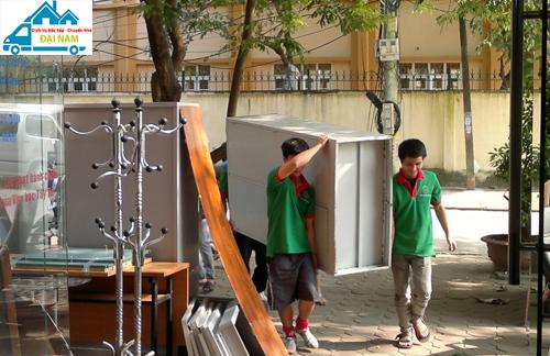 Dịch vụ chuyển nhà quận Phú Nhuận trọn gói giá rẻ nhanh chóng