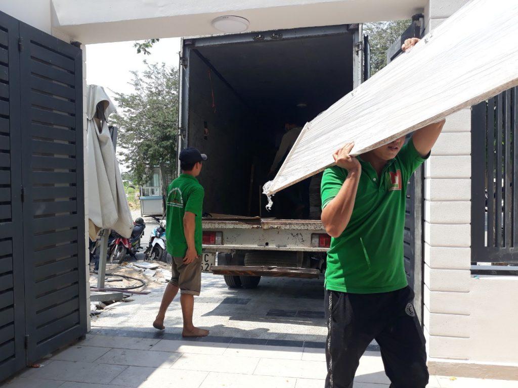 Dịch vụ chuyển nhà quận Tân Bình trọn gói giá rẻ nhanh chóng