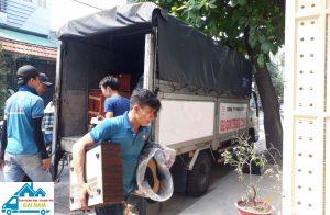 Dịch vụ chuyển nhà quận Tân Phú trọn gói giá rẻ nhanh chóng