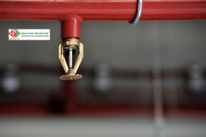 hệ thống chứa cháy Sprinkler
